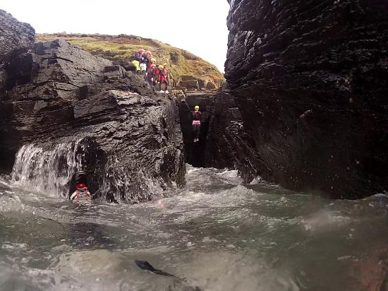 Kernow Coasteering: photo4.jpg