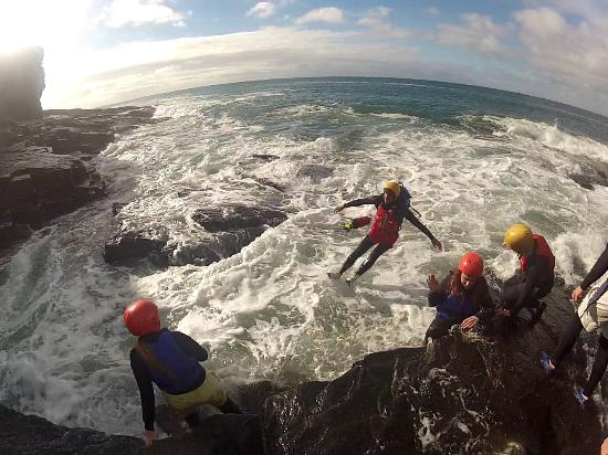 Kernow Coasteering: photo5.jpg