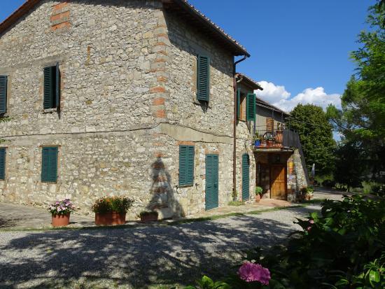 San Martino Casa Landi: Hauptgebäude