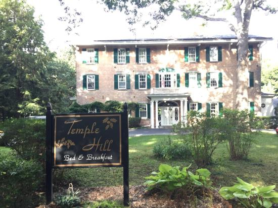 TEMPLE HILL BED & BREAKFAST Geneseo New York B&B Reviews