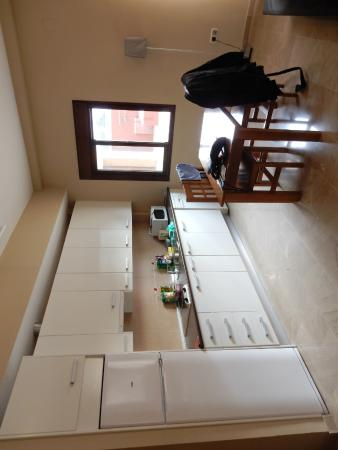 Apartamentos Turisticos La Castilleja: La cuisine