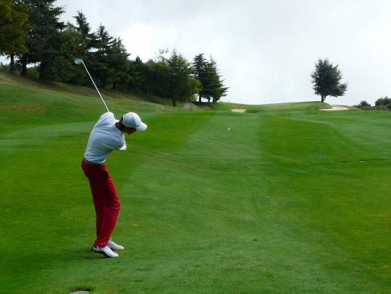 Monte-Carlo Golf Club: Hills go up as well as down - and bunkers guard greens