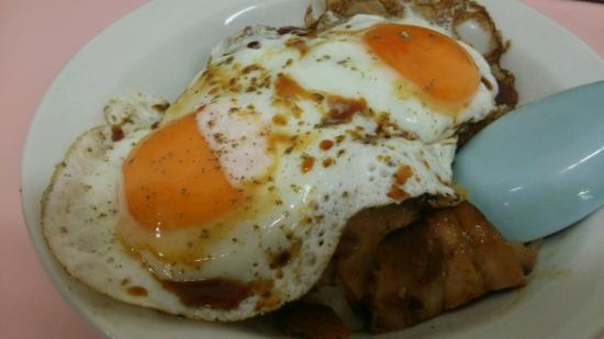 Shigematsuhanten : 焼豚玉子飯