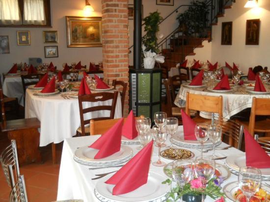 Civitella Marittima, Itália: salone per cene e pranzi