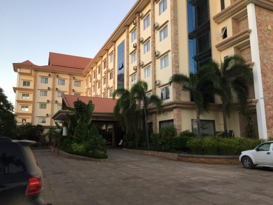 The Khemara Battambang I Hotel : photo0.jpg