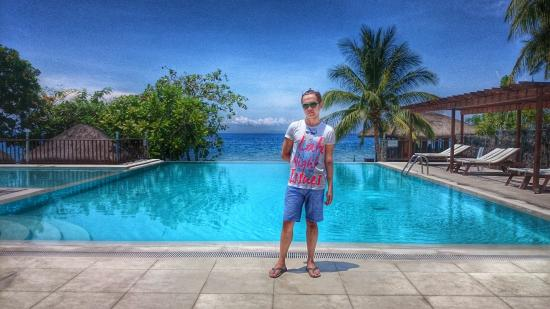 Cabana - Picture of Palm Beach Resort, Laiya - TripAdvisor