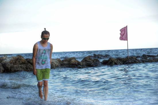 Palm Beach, Laiya - Picture of Palm Beach Resort, Laiya - TripAdvisor