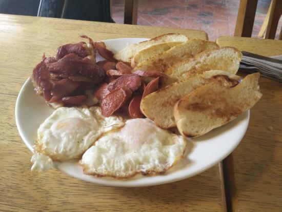 Art Cafe : Breakfast!