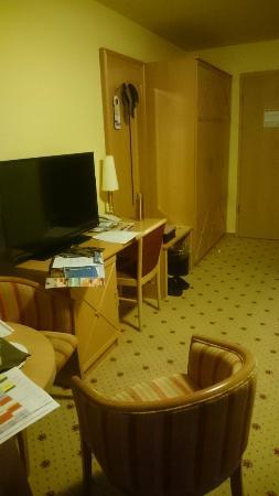 Ostseehotel - Villen im Park: Mein Zimmer