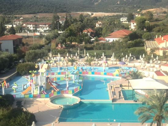Cronwell Platamon Resort: Splash Parc