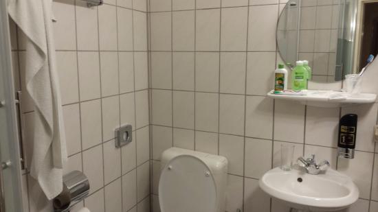 Hotel Europa : Bathroom