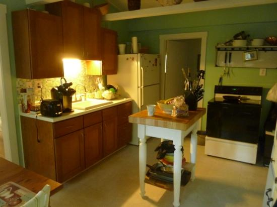 Baiting Hollow, estado de Nueva York: Inside the cottage