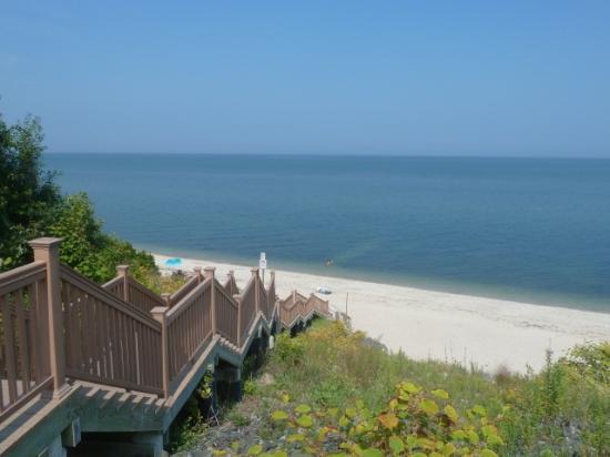 Baiting Hollow, estado de Nueva York: Sunny beach