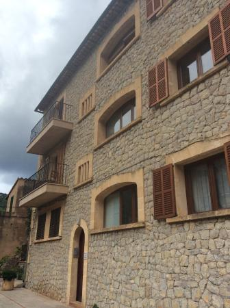 Hotel des Puig: The apartments in a separate block
