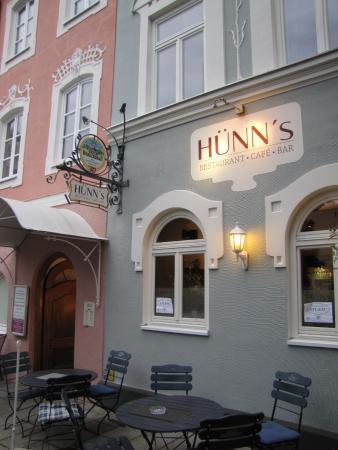 Hunn's