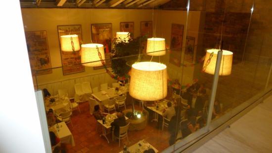 Hotel Spa Ciudad de Astorga: Vista del comedor desde la recepcion.