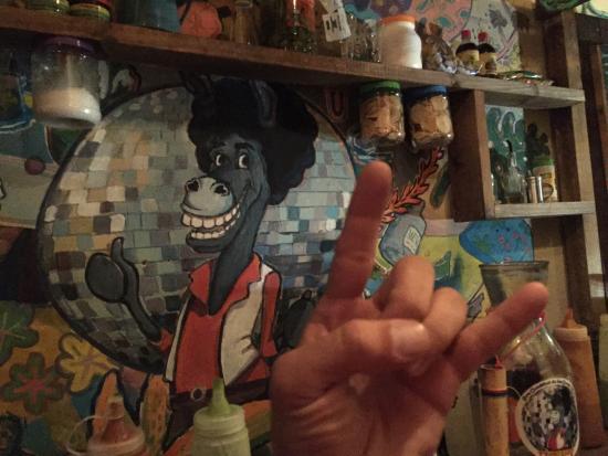 Funky Burritos & Mezcales: Excelente lugar y súper Rico \m/,😎 Yeeeahhhh