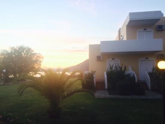 Villa Marise and Europa Studios
