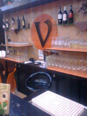 Vanity pub: Il Vanity: zona bar