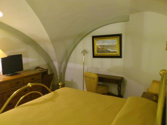 Residence La Contessina: Bedroom