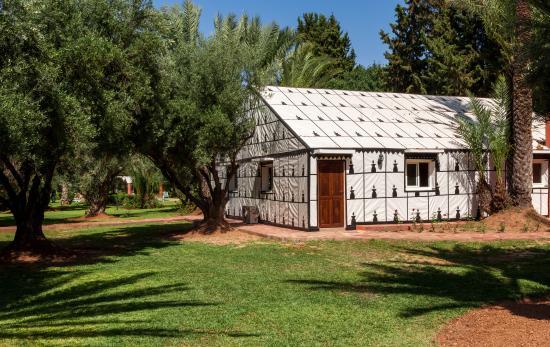 Villa des Trois Golfs: Tente