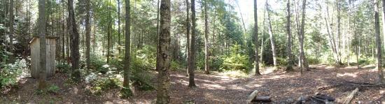 Notre-Dame-de-la-Merci, Canada: Sentier des murmures