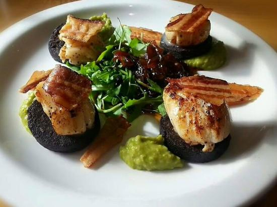 The Shore at Carronshore: Even More Scallops