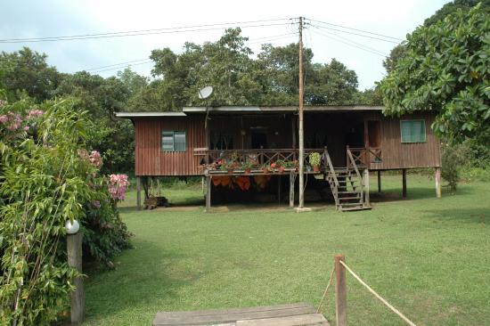 Front view Osman's Homestay