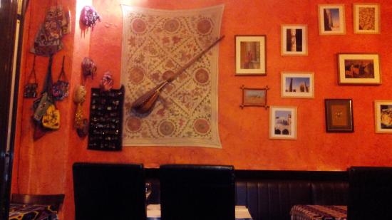 Boukhara Trevise: La salle