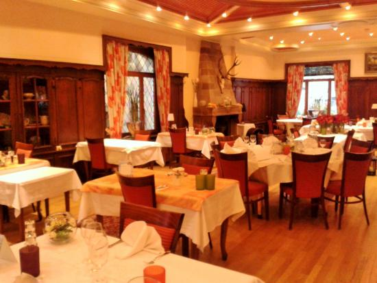 Salle manger picture of restaurant victor hugo for Restaurant salle a manger
