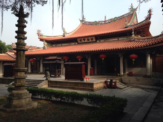 Fujian Quanzhou Chengtian Temple : 境内