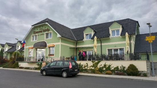 Hotel Komorní Hurka-Restaurace