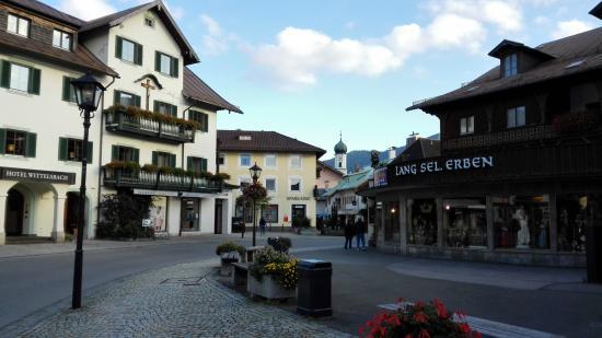 Gasthof Zur Rose : a photo from Oberammergau, close to the hotel Zur Rose