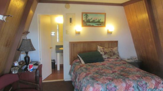 Rice Hill, OR: Cute rooms