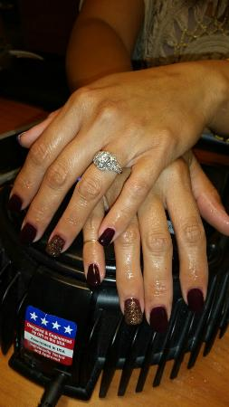 Valdosta, GA: Nails by Sandi @ Anthony's