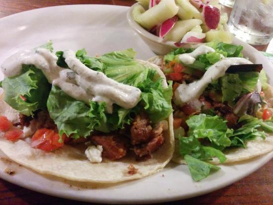 Wildflour: Tacos