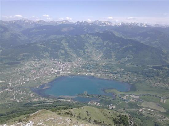 Plav Municipality, Montenegro: Plav and Plav lake