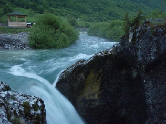 Plav Municipality, مونتينيغرو: Grlja waterfall