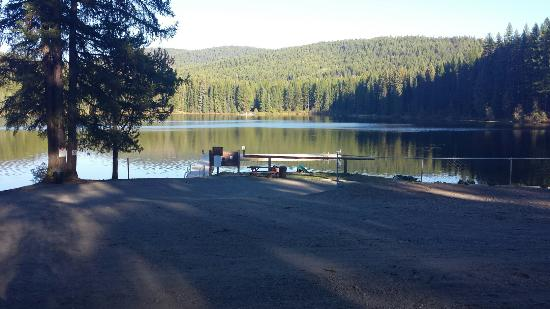 Beaver Lodge Resort: Beaver Lodge lake