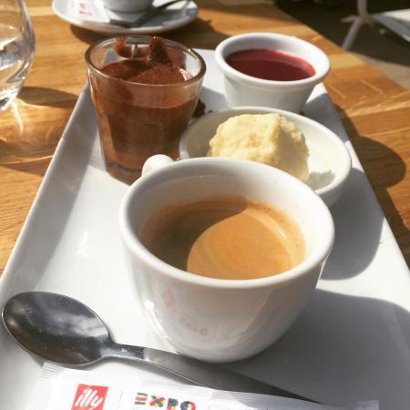 Côté Docks : Café gourmand
