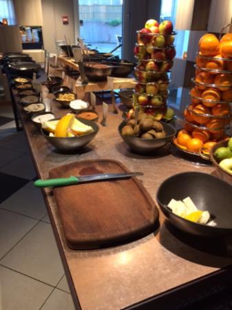 Scandic Hvidovre : ontbijt