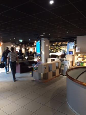 Scandic Hvidovre : lobby