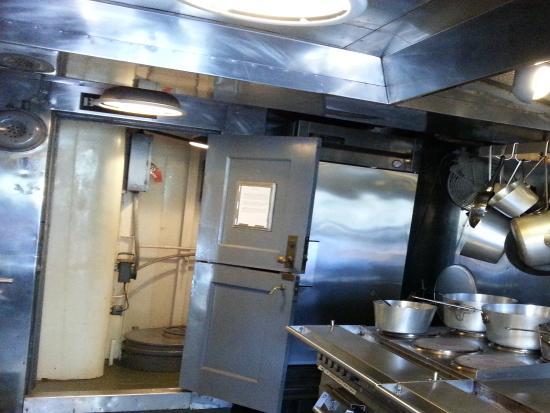Kitchen Picture Of Uss Slater De 766 Albany Tripadvisor