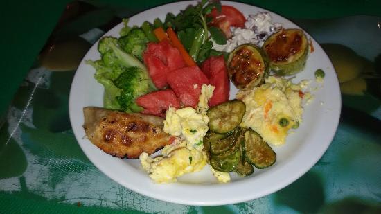 Restaurante Vegetariano Natural: Almoço especial desse domingo, 27/09/15