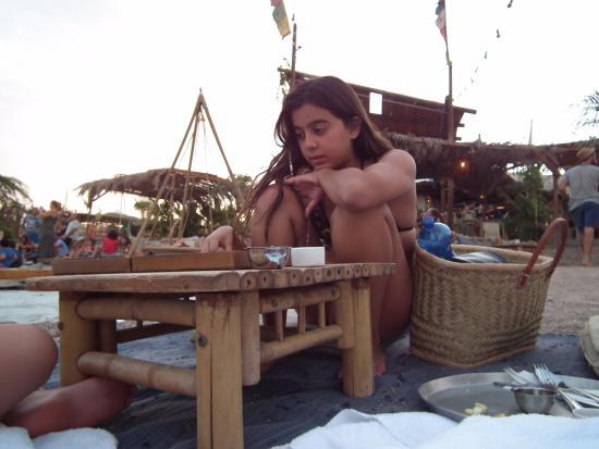החוף של מוש