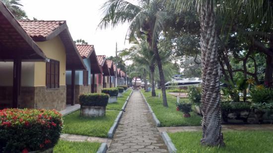 Park Náutico: Chalés