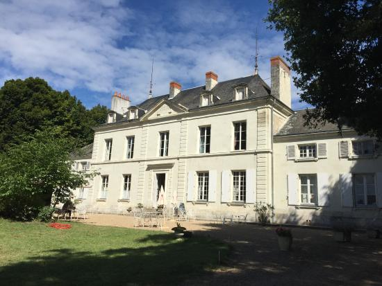 Ingrandes, فرنسا: Maison accueil
