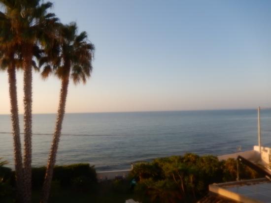 vista dalla camera - Foto di B&B La Terrazza sul mare, Avola ...