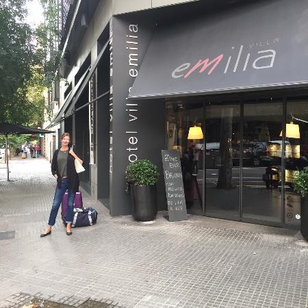 Hotel Villa Emilia Barcelona Picture Of Hotel Villa