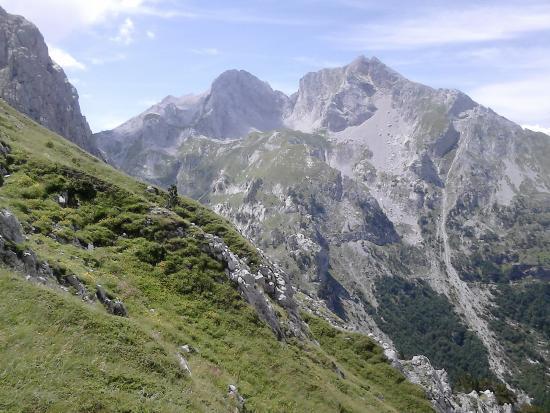Andrijevica Municipality, Montenegro: Komovi mountains